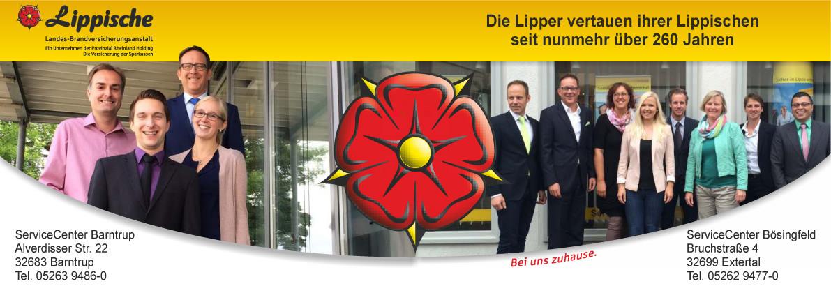ServiceCenter Bösingfeld und Barntrup