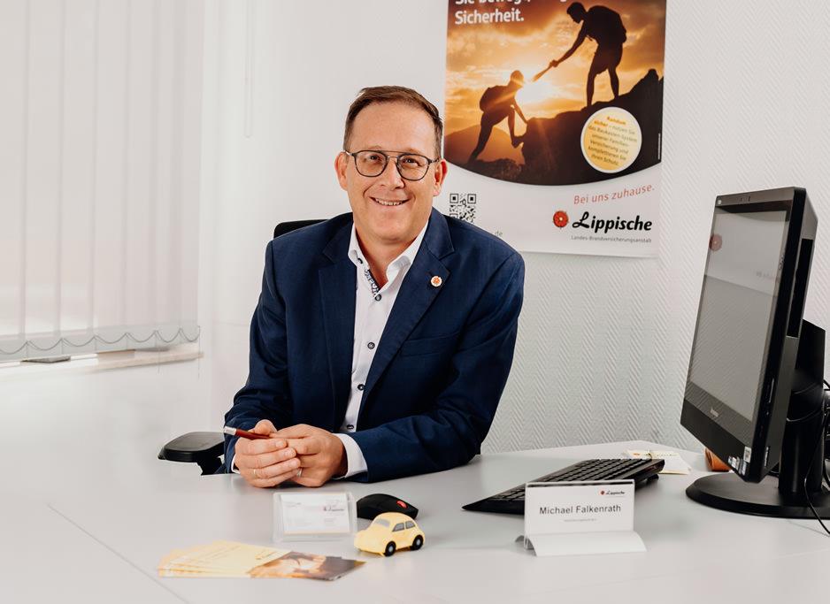 Michael Falkenrath - ServiceCenter Bösingfeld